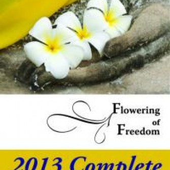 Flowering of Freedom 2013