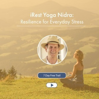 iRest Yoga Nidra Resilience for Everyday Stress